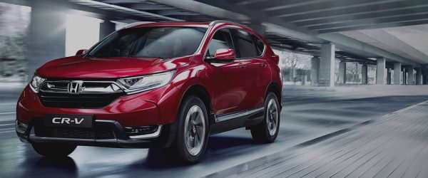 Акция на кроссовер Honda CR-V 2018 года — выгода до 295.000₽