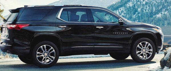 Специальные условия на покупку автомобилей Chevrolet в кредит