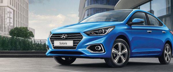 Специальное предложение на серию Super Series для Hyundai Solaris
