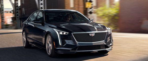 Скидки на новый Cadillac CT6 — выгода от 200.000₽