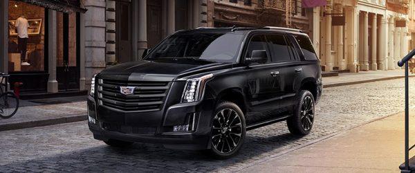 Скидки на Cadillac Escalade 2019 года — выгода от 700.000 ₽