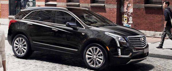 Вы можете купить новый Cadillac XT5 с выгодой от 400.000₽