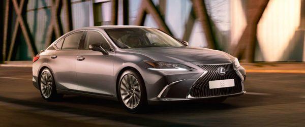 Акция при покупке Lexus ES — выгода до 250.000₽