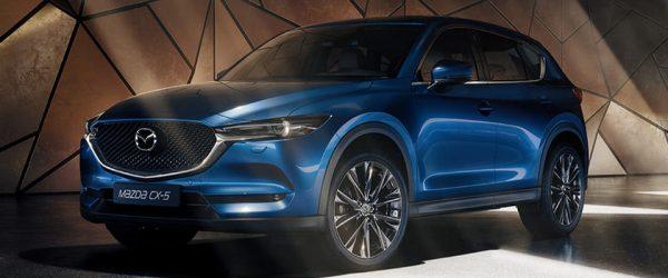 Акция при покупке новой Mazda — выгода составит 100.000₽
