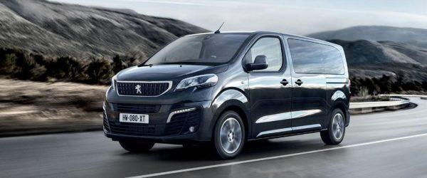 Скидки на новый Peugeot Traveller — выгода по акции до 100.000₽