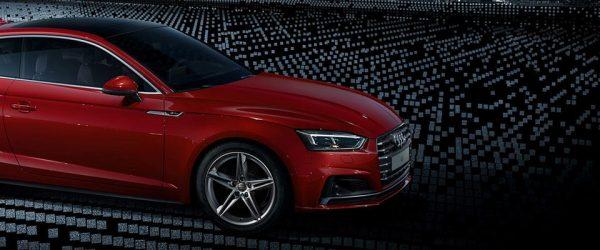 Специальное предложение на Audi A5 Coupe 2018 — скидка до 120.000₽