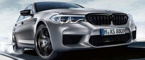 Специальные условия на BMW M-серии — выгода до 2.186.000₽