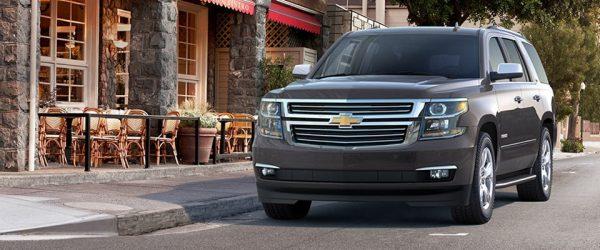 Скидки на внедорожник Chevrolet Tahoe — выгода от 700.000₽