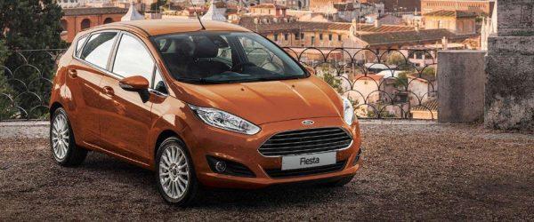 Специальные цены на Ford Fiesta — от 720.000₽