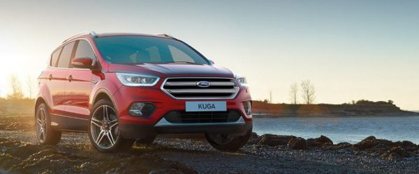 Специальные цены на Ford Kuga — от 1.304.000₽