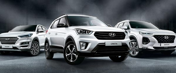 Hyundai Santa Fe и Tucson лимитированной серии Rock Edition