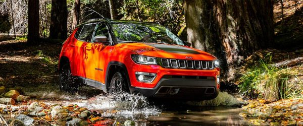 Скидки при покупке Jeep Compass — выгода до 470.000₽