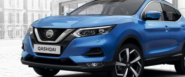 Специальное предложение на новый кроссовер Nissan Qashqai