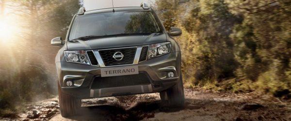Предложение на Nissan Terrano — выгода до 70.000₽