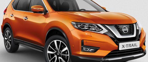 Акция на кроссовер Nissan X-Trail — выгода до 200.000₽