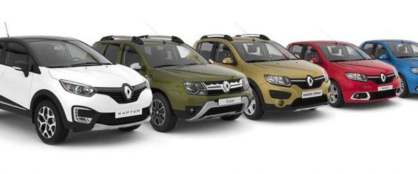 Низкая ставка по кредиту при покупке Renault — от 4,9% годовых