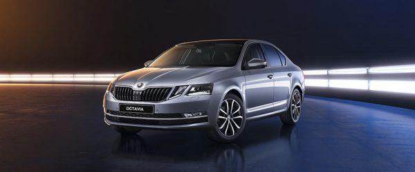 Акция на автомобили Skoda Octavia — выгода до 190.000₽