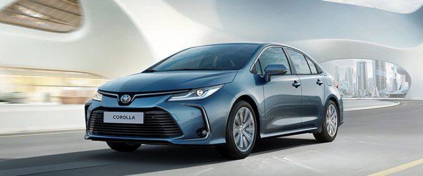 Выгода на новую Toyota Corolla — скидка до 100.000₽