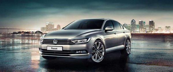 Акция на Volkswagen Passat — выгода до 190.000₽