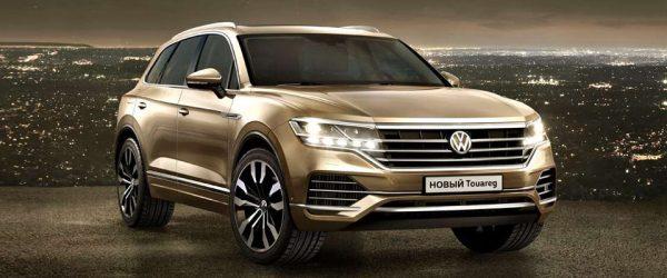 Скидки на новый Volkswagen Touareg — выгода до 655.000₽