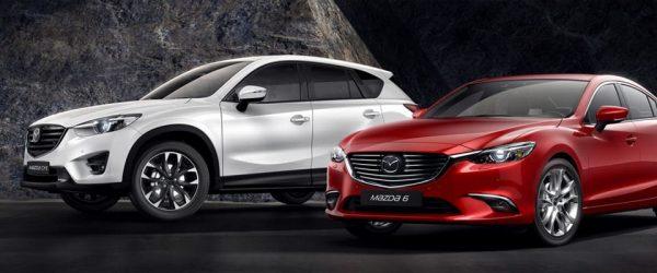 Скидки на новые Mazda по Трейд-ин — выгода до 125.000₽