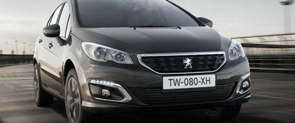 Специальное предложение на седан Peugeot 408 — скидка до 120.000₽