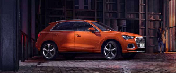 Обменяйте свой Audi Q3 quattro на новый Q3 quattro с выгодой до 240.000₽