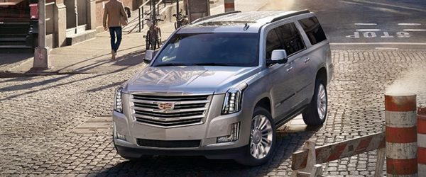 Cadillac Escalade в кредит по программе Cadillac Finance — ставка от 4% годовых