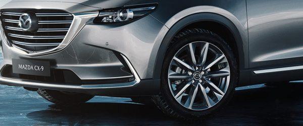 Получите комплект зимних шин при покупке автомобиля Mazda