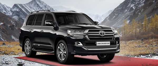 Акция на Toyota Land Cruiser 200 — выгода до 600.000₽