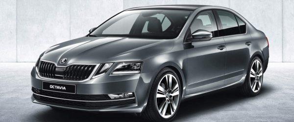Акция на автомобили Skoda Octavia — выгода до 197.000₽