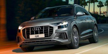 Специальные условия на покупку автомобиля Audi в кредит