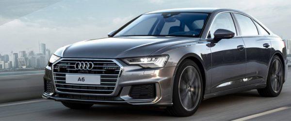 Специальные условия на новые Audi линейки A-моделей
